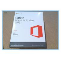 Quality Microsoft Office 2016 Home And Student Edition Pc Download Lifetime Activation wholesale