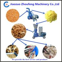 Quality Chicken feed pellet making machine wholesale