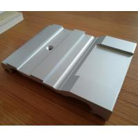 OEM Profile Aluminum Extrusion CNC Machining Parts With Matt Anodized And Deburr for sale
