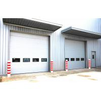 Quality Automatic Vertical Lifting Industrial Sectional Doors Polyurethane Foam Insulation wholesale