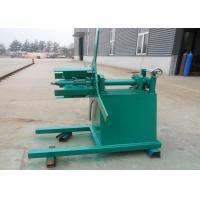 Quality Color Steel Sheet Roll Forming Machine / Hydraulic Decoiler 11kw wholesale