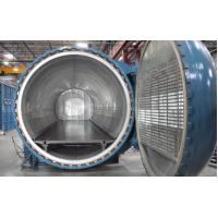 Cheap Composite curing autoclave with world class engineering and unique system design for sale