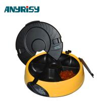 Quality 6 Food trays  LCD Display Automatic Pet Feeder Programmable Timer Pet Bowls wholesale