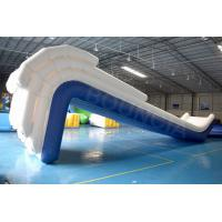 Quality Factory Price Airtight Inflatable Floating Yacht Water Slide wholesale