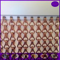 Quality Aluminum Chain Curtain for  Wall and Ceiling Decoration, for door as curtain wholesale