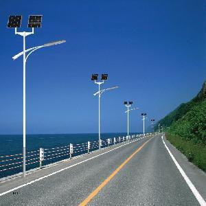LED Solar Street Light 30W 6M Pole (STL63060)