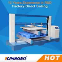 Quality 300kg High Accuracy Box Compression Testing Machine 1000 / 2000 / 5000kg Capacity wholesale
