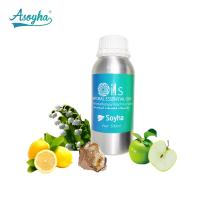 Quality Oil Soluble Pure Organic Essential Oils , Natural Scented Oils For Air Freshener wholesale