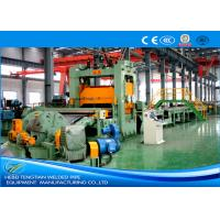 Quality Steel Cut To Length Machine Stable With Safety Operation 1600mm Strip Width wholesale