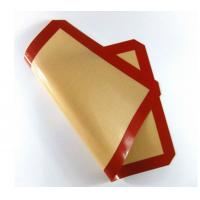 Quality reusable silicone baking mat ,hot selling fiberglass silicon baking pad wholesale