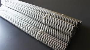 Quality Hot Forged Astm B348 Grade 23 200mm Medical Titanium Rods wholesale
