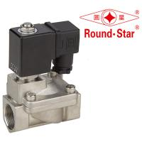 Quality Miniature 1/2 Inch Latching Solenoid Water Valve Stainless Steel 24VDC wholesale