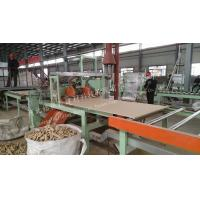 China Interior Decoration False Ceiling Mineral Fiber Board Production Line on sale