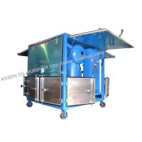 China New develop type Multi-stage Transformer Oil Purification System machine,Insulating Oil Treatment Machine on sale