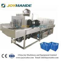 China New Design Fully Automatic Industrial Plate Washing Machine With CE on sale