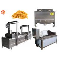 Quality Industrial Electric Deep Fryer 55L Oil Capacity Easy Maintainance For Reataurant wholesale