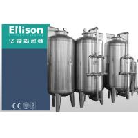 Quality EDI Water Treatment Purification Machine In Bottle Water Filling Line wholesale
