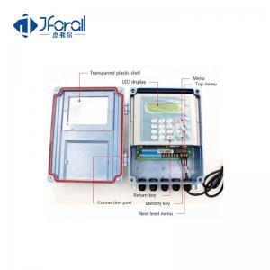 Buy cheap Industrial Water Pipe Flow Meter , Non - Intrusive Ultrasonic Flow Measurement from wholesalers