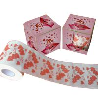Quality uk toilet tissue  2ply  250 sheets 100% virgin pulp custom printed toilet paper wholesale