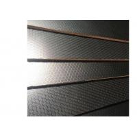 Quality Simple Pattern Anti Slip Plywood Sheets , Furniture Plywood Sheets WBP Glue wholesale