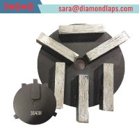 China BearKlaw Unparalleled diamond grinding tool for epoxy and coating removal on sale