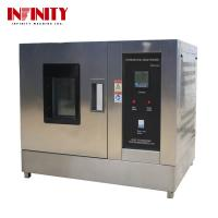 Quality Environmental Test Chamber Hydrostatic Test Chamber for Soles Standard IEC 68 wholesale