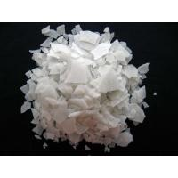 China magnesium chloride 46%min white flakes on sale