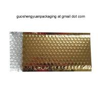 Quality Golden bubble envelope customed bag  in cheap price wholesale in China wholesale