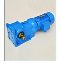 Quality K series Helical Bevel Geared speed motor reducer wholesale