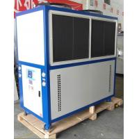 Quality 3N / 380V / 50HZ Low Noise Industrial Air Cooled water Chiller / Air Cooling Machine With  Sanyo Compressor wholesale