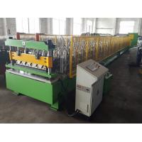 Quality Deep Corrugated Profile Metal Roofing Sheets Roll Forming Machine wholesale