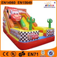 Quality Popular Commercial cheap giant Inflatable Slide wholesale