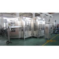 Buy cheap Low Temperature Carbonated Drink Filling Machine product