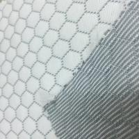 Quality Cool Feeling Hexagonal Air Layer Fabric Dyed 46% Nylon/54% Polyester wholesale