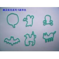 Quality Carved Animai Silly Shaped SiliconeRubber Band For Children Eco-friendly wholesale