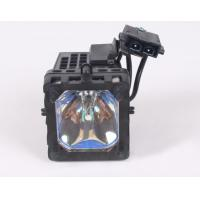 China Black Housing RPTV Lamps , Sony TV Lamp Replacement 100W - 120W Rated Power on sale