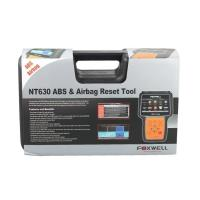 Quality Pro ABS Airbag Reset Tool  Foxwell NT630 AutoMaster Black Color wholesale