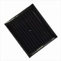 Quality 3W 12V Monocrystalline Silicon Solar Panels / DIY Solar Charger DC Output wholesale