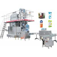 Quality 50hz / 60hz Aseptic Natural Juice Production Machinery 6000bph wholesale