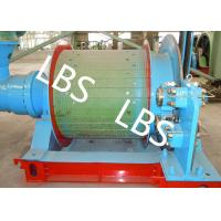 Quality High Performance Electric Winch Machine Wire Sling Type 720-960r/Min Speed wholesale