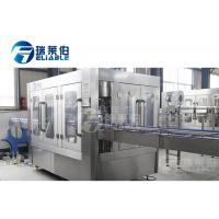 Quality Rotary Alcohol Glass Bottle Filling Machine Automatic Liquid Filler Equipment wholesale