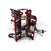 Quality Electrostatic Spraying 360 Gym Equipment CE Ceritification Multiple Functions wholesale