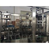 Quality Renda Energy Drinks Beer Bottling Machine Carbonated Rinsing Filling Capping wholesale