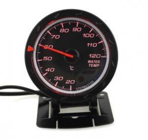 Quality Car Refitting 12v 60mm Water Temperature Meter car water temperature gauge wholesale