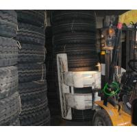 China Tire Clamp Forklift Truck Attachments For Unloading And Stacking Operation on sale