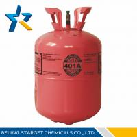Quality R401A Refrigerant Replacement For R12 Refrigerants Purity 99.8% wholesale
