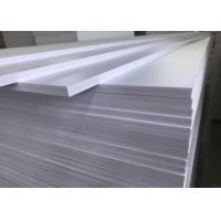 Quality Water Resistance Rigid Pvc Foam Board Outdoor Cabinet Sheets Polyvinyl Chloride Material wholesale