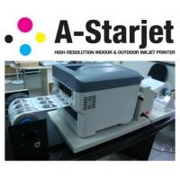 Quality short-run Label 4 Color Roll to Roll toner printer of A-Starjet wholesale