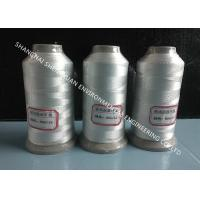 PTFE Coating High Temperature Sewing Thread , Smooth Fiberglass Sewing Thread