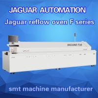 China Top Lead Free Reflow Oven Machine with Temperature Monitoring on sale